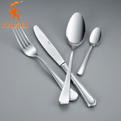 مجموعة أدوات مائدة مخصصة للأطفال من الفولاذ المقاوم للصدأ