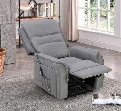 Tecido de linho Cadeira de elevação para a sala de estar