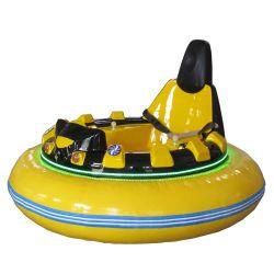 Automobile Bumper elettrica gonfiabile del UFO dei capretti/adulto del parco di divertimenti da vendere