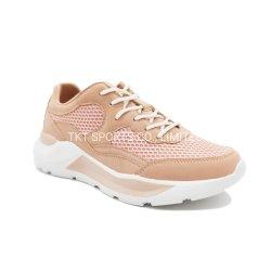 Último modelo de mujer zapatos casual zapatos de deporte de moda