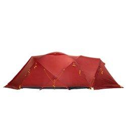 맞춤형 럭셔리 가족 3-4인용 여행 공원 방풍 방수 야외 파티용 자동 프레임을 갖춘 캠핑 캠프 텐트 연회
