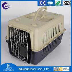 60cm 고양이와 개 위탁화물은 휴대용 공수 감금소 애완 동물 공기 상자 밖으로 이동한다