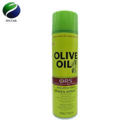 Azeite spray para cabelos hidratante 472ml com bomba