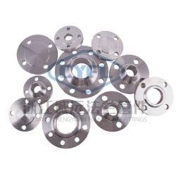 GOST 12820 Ss321 Titanium Lap Joint Flange ASTM وANSI شفة B16.5