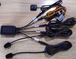 Volle HD 1080P Motorrad-Kamera des wasserdichten der Kamera-IP67 2.7 Zoll-mit Kamera zwei und Fernsteuerungs