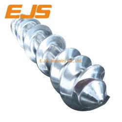 Kundenspezifische kalte Zufuhr, Pin-Gummischrauben-Zylinder für Gummiextruder-Maschine
