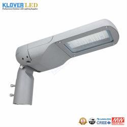 Prueba de agua exterior IP65 Espita ajustables 130lm/W 50W 100W 150W 200W Calle luz LED