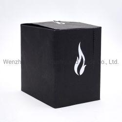 شعار ليلة سوداء مخصص للتدخين ورق التدحرج مع طرف المرشح
