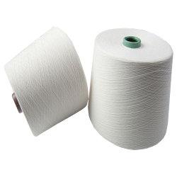 Prezzo viscoso del filato del rayon Ne30/1 del Virgin filato anello di 100% per il lavoro a maglia e tessere