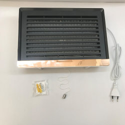 전자 지퍼 곤충의 킬러 모스키토 플라이 버그 곤충 지퍼 킬러 트랩 램프 220V로 제어