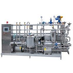 آلة معالجة بسترة تلقائية من الفولاذ المقاوم للصدأ عالية الجودة النبات