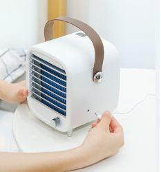 물 냉각 분무 차 공기조화 팬 휴대용 사무실 2 바탕 화면 에어 컨디셔너를 가진 새로운 USB 소형 공기 냉각기