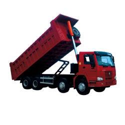 شاحنة تفريغ التعدين 336HP Sinotruk HOWO 6X4 RC 3 شاحنة تفريغ المحاور