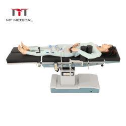 El uso quirúrgico de la fábrica Multifunción completa Tabla de funcionamiento electrohidráulico tabla médicos mesa ajustable