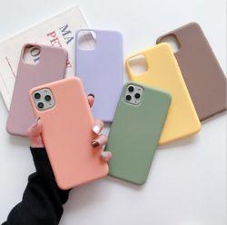 الصين المصنع الجملة السعر الصديق للبيئة Fundas De الخلوية السائل سيليكون علبة هاتف لعلبة هاتف iPhone 12PRO Mag آمنة مغناطيسية