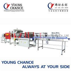 SGS 인증 청량음료 보틀링 공장 음료 포장 기계 생산 라인