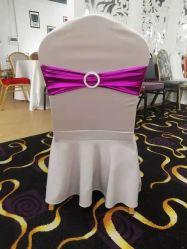 제조업체 직접 판매 물세척 가능 패브릭 호텔 연회 의자 화이트 컬러 커버
