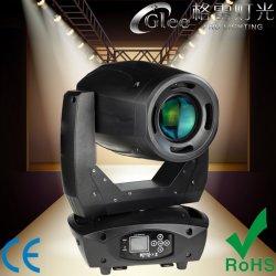 200W Bsw beweglicher Kopf des Träger-Punkt-Wäsche-Mischling-3in1 LED