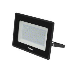 IP65 10W-200W Высокая эффективность при работе вне помещений при помощи прожектора LED Перезаряжаемый прожектор с гарантией на 3 года