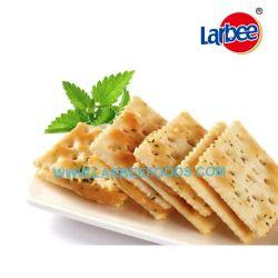 Enchimento exportados Nougat Cookie Biscoitos da fábrica de produtos de confeitaria