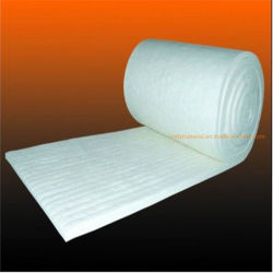 6 mm 耐火性環境高温断熱バイオ可溶性セラミック 繊維綿による繊維耐熱材料のケイ酸塩のウールの毛布 ロール
