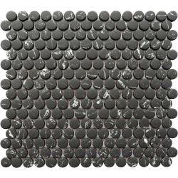 バックスプラッシュウォールフロア用のフルボディサブウェイクリスタルガラスタイルモザイク