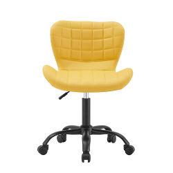 모든 핫 셀링 편안한 옐로우 스위블 배럴 의자 사무용 가구 작업 조정 의자 회전 사무실 의자