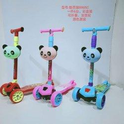 3 der Rad-Kind-Roller-Ministoß Sports Roller mit Fastfood- Sc-06