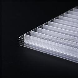 ورقة شمسية للكمبيوتر البلاستيكي متعدد الجدران ومصقول بالأشعة فوق البنفسجية 6 مم من Bayer For Sale