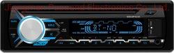 Transmissor de aluguer de carro Bluetooth Leitor de DVD com visor a cores