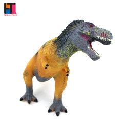 Het in het groot Speelgoed van de Dinosaurus van het Stuk speelgoed van het Speelgoed van de Dinosaurus Vinyl Dierlijke Plastic