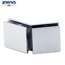 أعلى مبيعات مصنع جوانجدونج السعر مخصص بنحاس دش زجاجية مقسّى مشبك الباب لحجرة المرحاض