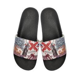 Mode d'été imprimé Greatshoe Pantoufles Chaussures OUTDOOR Men's pantoufles