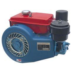 Petit 4-course unique cylindre moteur diesel refroidi par air avec SGS (Z170F) Em