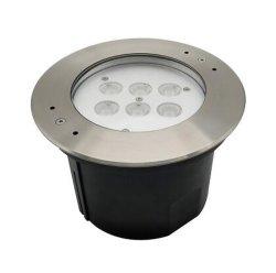 6X5w van de Volledige de Kleur In een nis gezette LEIDENE van RGBW 4in1 OnderwaterVerlichting Lamp van de Pool