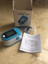 Alta Qualidade ponta do dedo do oxímetro de pulso portátil médica leitura rápida Hospital Home Use Oxímetros equipamentos SpO2 Senser oximetria de pulso