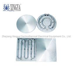 맞춤형/OEM 알루미늄 가열 소자 알루미늄 플레이트 알루미늄 히터