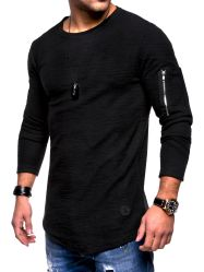 パーソナリティーTシャツは適性によって印刷される長袖の人の方法衣服を遊ばす