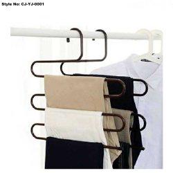 多機能のコートの安いゴム製プラスチックハンガー