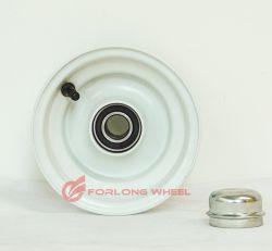 [فورلونغ] [4.5إكس6] فولاذ عجلة حافّة مع دقة إتجاهات لأنّ تركيب إطار العجلة [13إكس6.50-6] لأنّ نقد [فهيكلس], عمليّة تتبّع إنتقالات, حديقة جرارات, [فرم قويبمنت] إستعمال