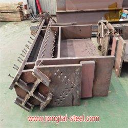 Materiales de estructura de acero H viga y columna