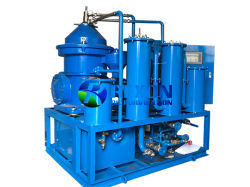 Auto Slagging centrífugos tipo separador de óleo para o fuelóleo pesado e de Alta Viscosidade da purificação do óleo