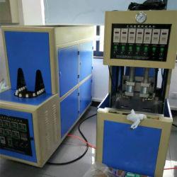 Máquina de hacer de la botella Semi-Auto maquinaria de procesamiento de plástico