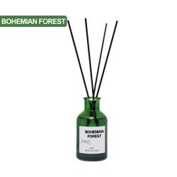 Defuser Flaschen Dekorative Nordic Raumduft Aroma Set Reed Diffusor Mit Glasflasche