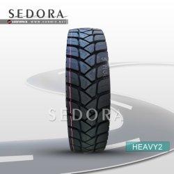 Hanmix Sedora все стальные радиального на больших расстояниях для тяжелого режима работы Самосвал шины шина Шина освещения погрузчика LTR TBR погрузчик&Шины Шины погрузчик шины 12r22,5 295/80r22,5 315/80r 22,5