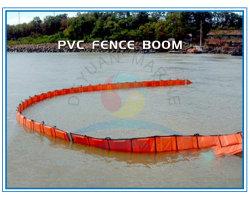 PVC緊急のこぼれの応答のための沖合いオイルの塀の包含ブーム