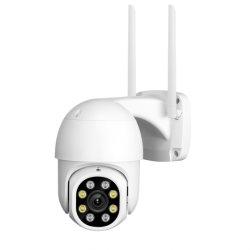 Vigilância Vídeo de rede PTZ Dome WiFi Segurança sem fios CCTV IP Câmara