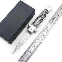 "9"" 2020 Amazon hot продажи Akc функция автоматической заточки ножей 1 Цвет алюминиевого сплава цинка Handguard Otf рукоятки ножа"