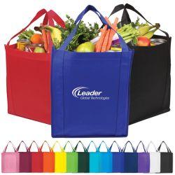 Promoción del medio ambiente eco bolsas de compras la bolsa no tejido bolsa de regalo