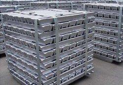 Lingote de aluminio primario 99,7 lingotes de aluminio perfil de aluminio Material Acero Inoxidable